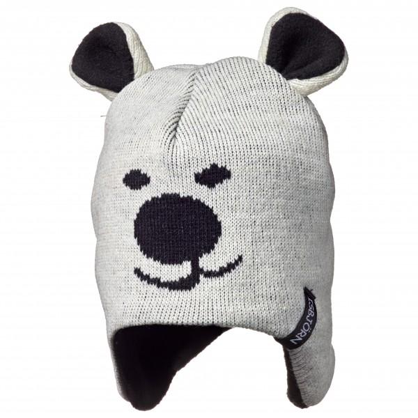 Isbjörn - Kid's Isbjörn Knitted Cap - Mössa