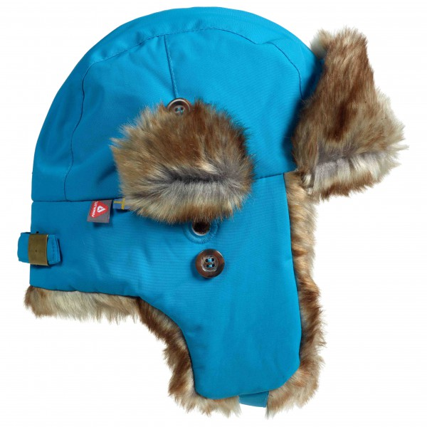 Isbjörn - Kid's Squirrel Winter Cap - Lue