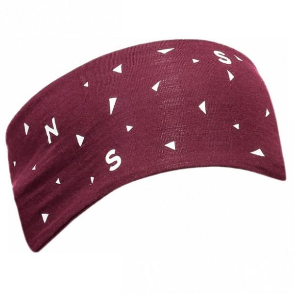 Mons Royale - Revy Reversible Headband Scatter - Pannebånd