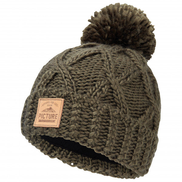Picture - Women's Haven Beanie - Hue