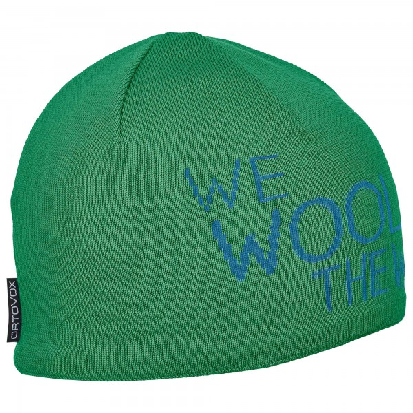 Ortovox - We Wool The World Beanie - Muts