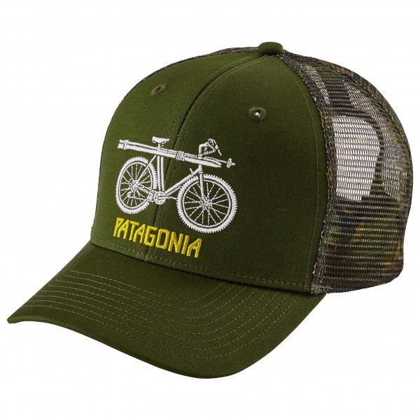 Patagonia - Snow Cycle Trucker Hat - Cap