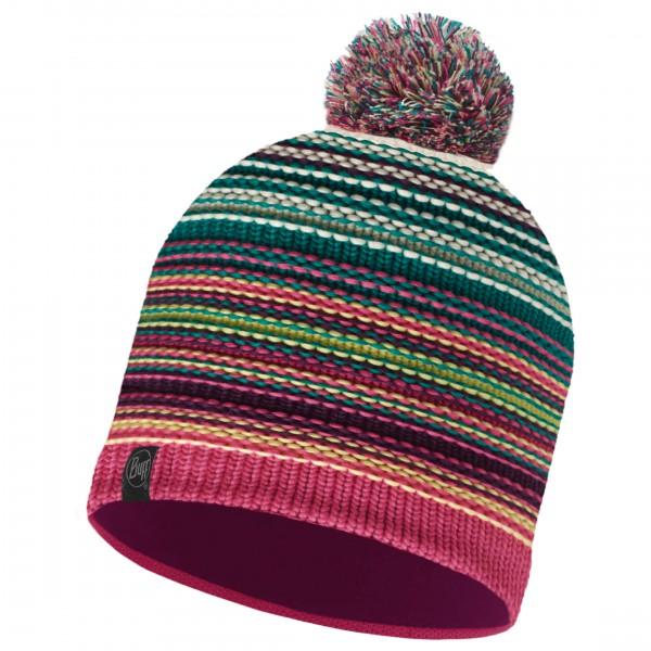 Buff - Knitted & Polar Hat Neper - Muts
