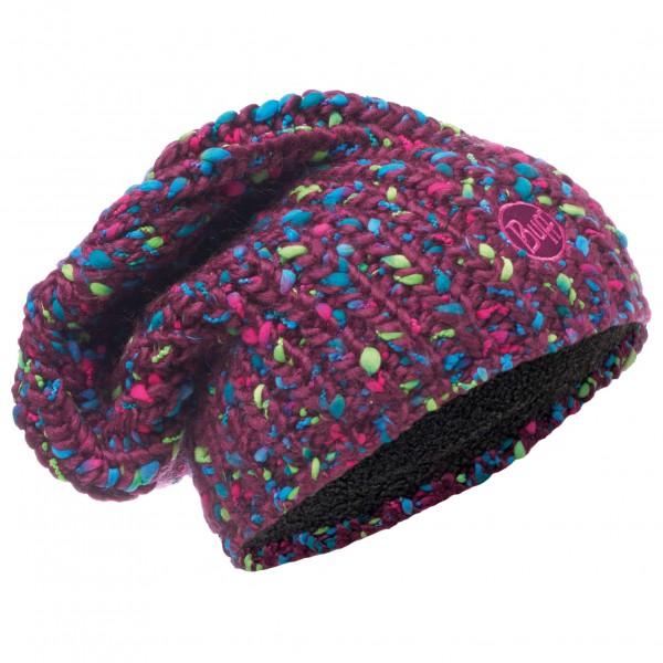 Buff - Women's Knitted & Polar Hat Yssik - Myssy