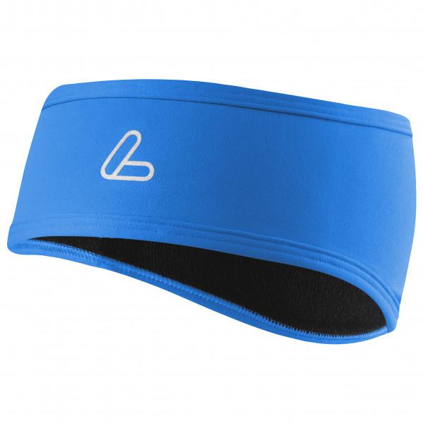 Löffler - Mono Stirnband Flaps Thermo Velours Light - Headband