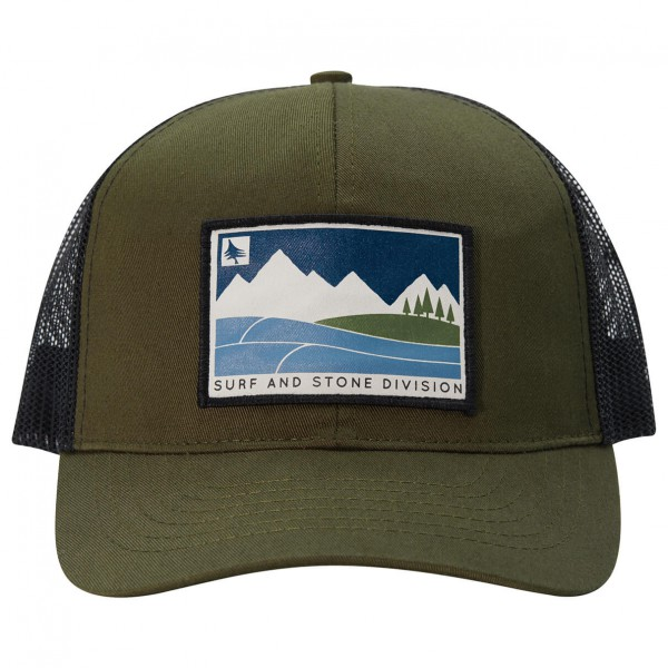 Hippy Tree - Division Hat - Cap