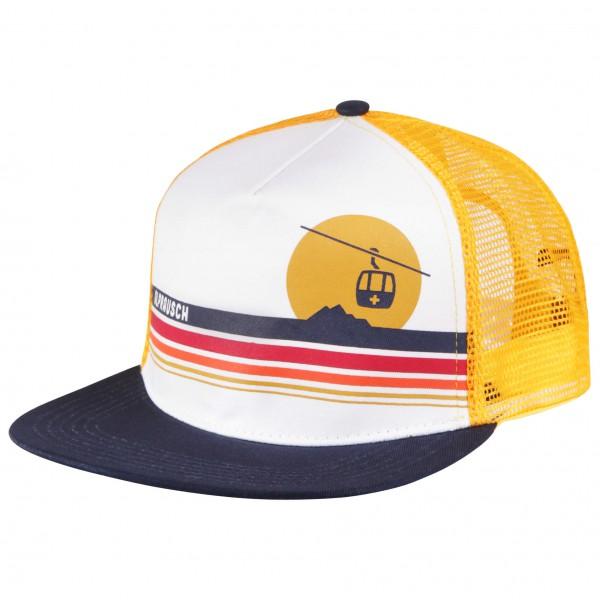 Alprausch - Gondeli Mütze Tucker Cap - Keps