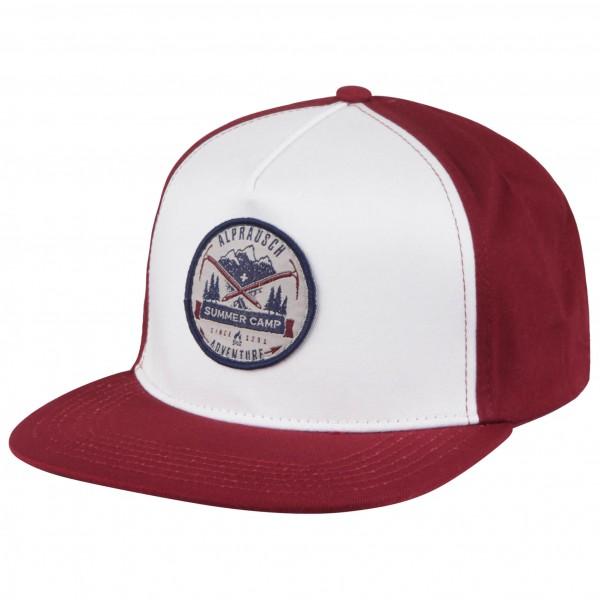 Alprausch - Summer Camp Mütze Snapback Cap - Caps