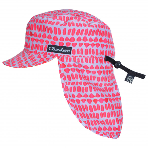 Chaskee - Junior Reversible Sahara Textile Visor - Lippalakki