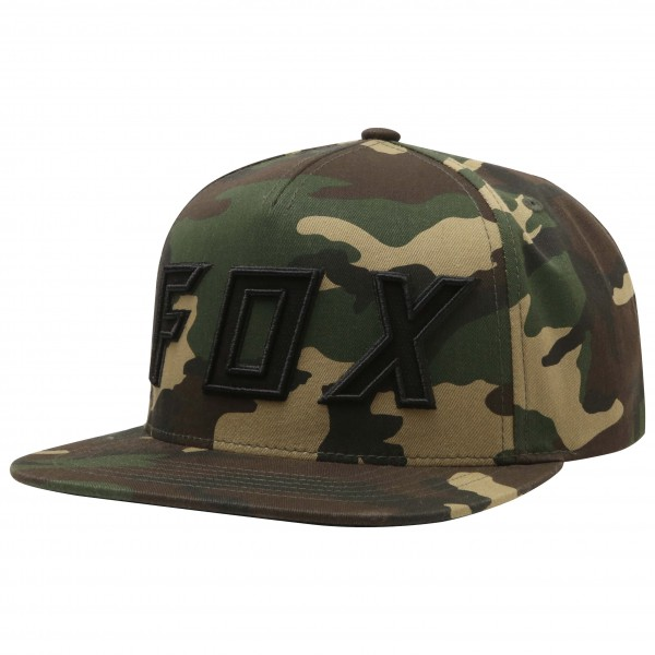 FOX Racing - Posessed Snapback Hat - Keps
