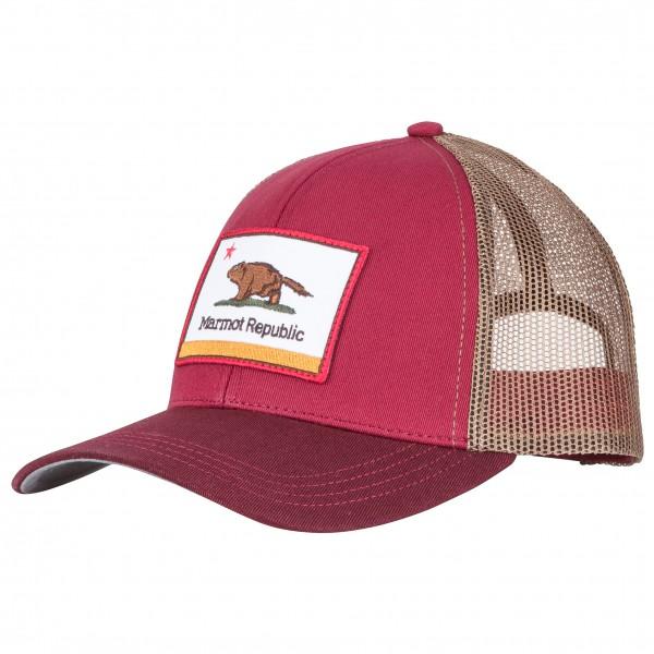 Marmot - Marmot Republic Trucker - Cap