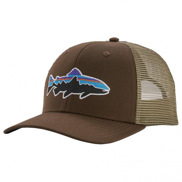 Patagonia - Fitz Roy Trout Trucker Hat - Lippalakki