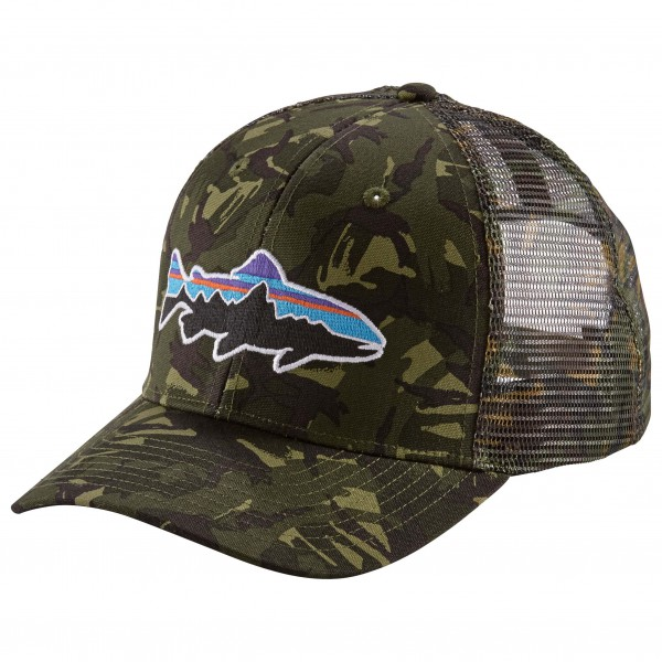 Patagonia - Women's Fitz Roy Trout Trucker Hat - Keps
