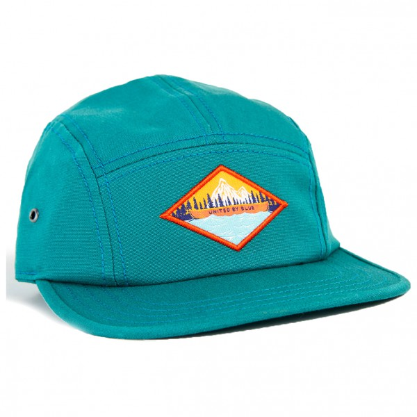 United By Blue - Kids Canoe 5 Panel Hat - Keps