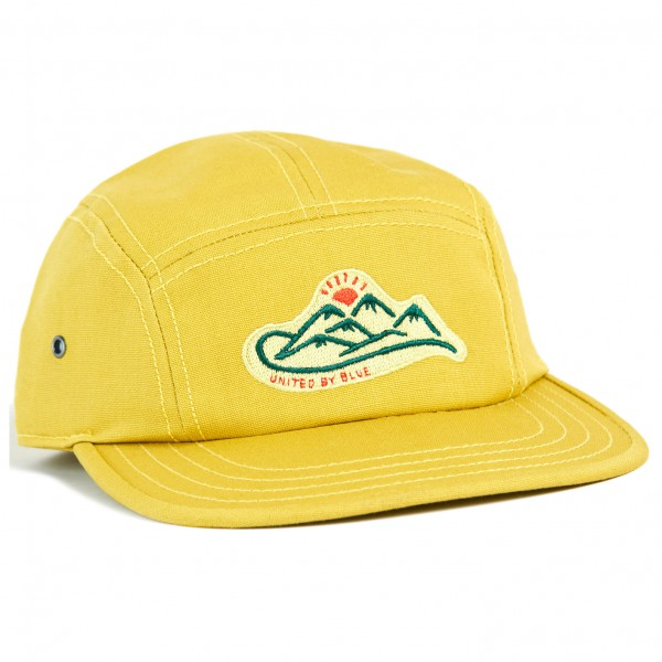 United By Blue - Kids Sunrise Mountain 5 Panel Hat - Cap