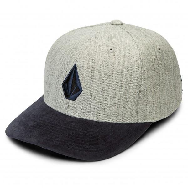 Volcom - Full Stone Heather Xfit Acryl - Cap