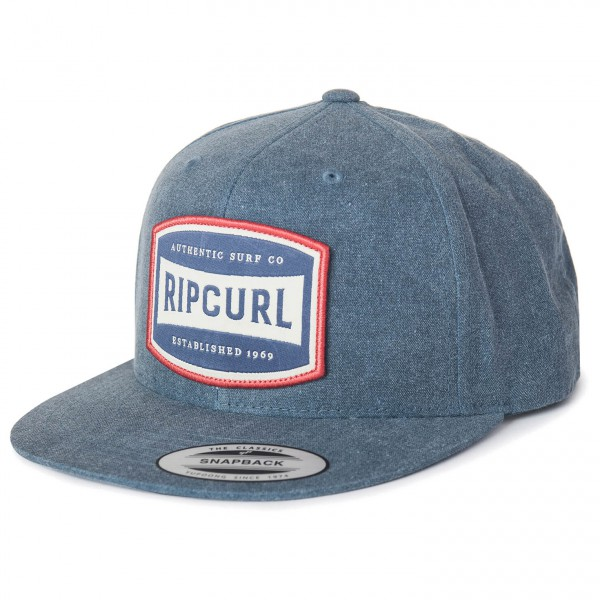 Rip Curl - Authentic Snapback Cap - Pet