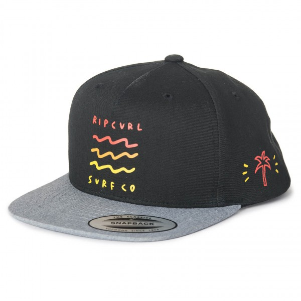 Rip Curl - Kid's Wavey Groms Cap - Keps