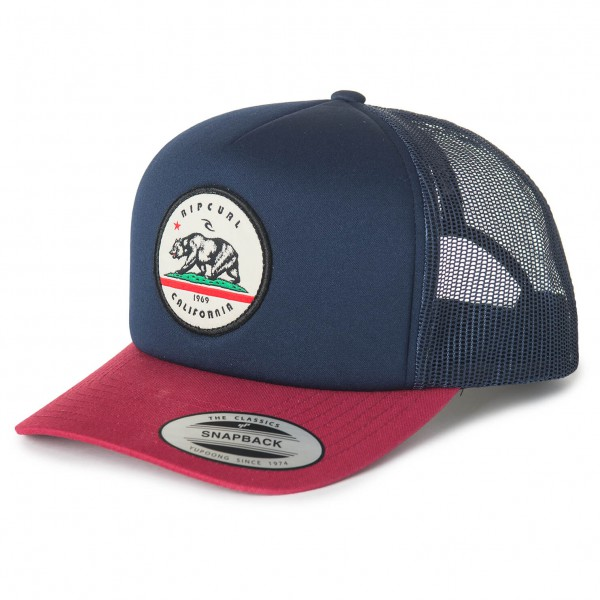 Rip Curl - Labelled Trucker Cap