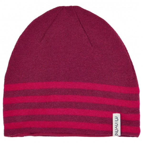 Minymo - Kid's Hat with YD Stripe - Lue