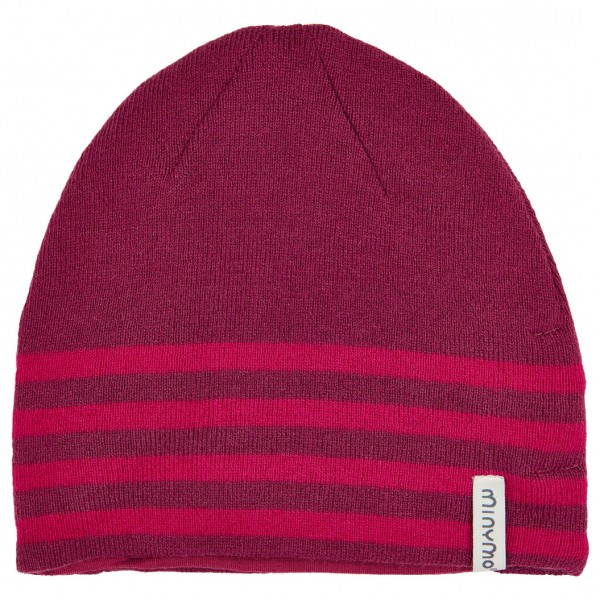 Minymo - Kid's Hat with YD Stripe - Mütze