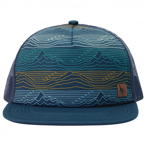 Hippy Tree - Gradient Hat - Cap