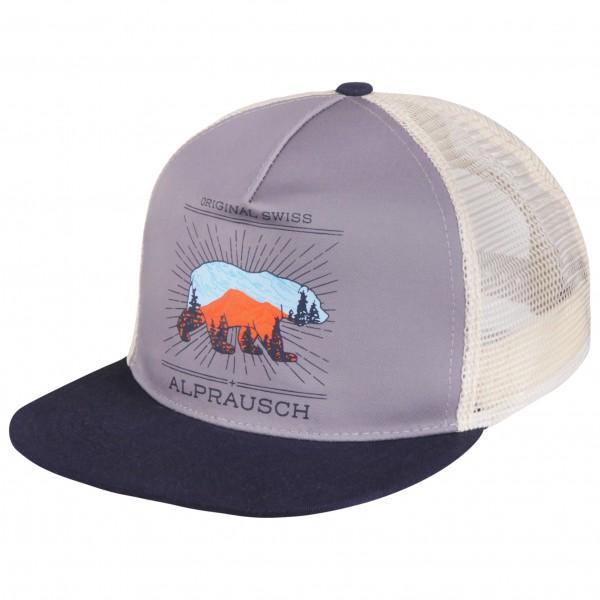 Alprausch - Bäremutz Mütze Trucker Cap - Keps
