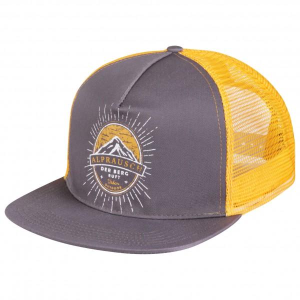 Alprausch - Bergruef Mütze Trucker Cap - Cap