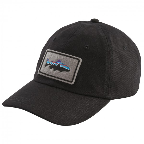 Patagonia - Fitz Roy Trout Patch Trad Cap - Keps