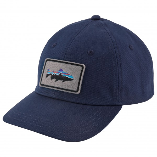 Patagonia - Fitz Roy Trout Patch Trad Cap - Lippalakki