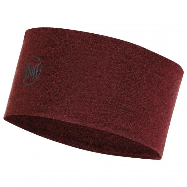 Buff - 2-Layers Midweight Merino Wool Headband - Pandebånd