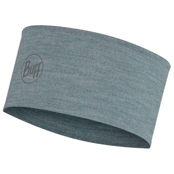 Buff - 2-Layers Midweight Merino Wool Headband - Pandebånd