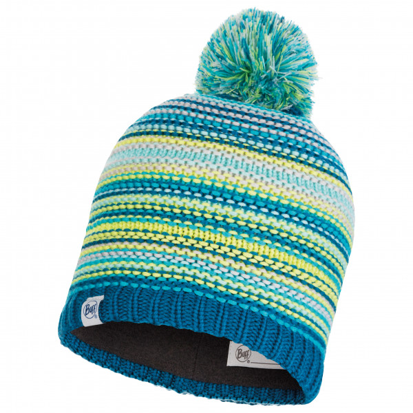 Buff - Kid's Amity Knitted & Polar Hat - Myssy