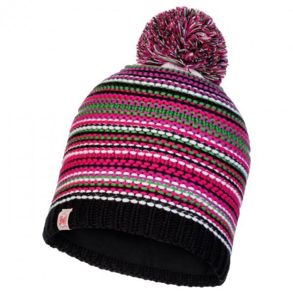 Buff - Kid's Amity Knitted & Polar Hat - Bonnet