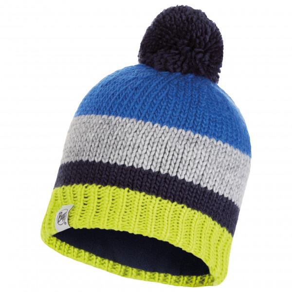 Buff - Knut Child Child Knitted & Polar Hat - Lue