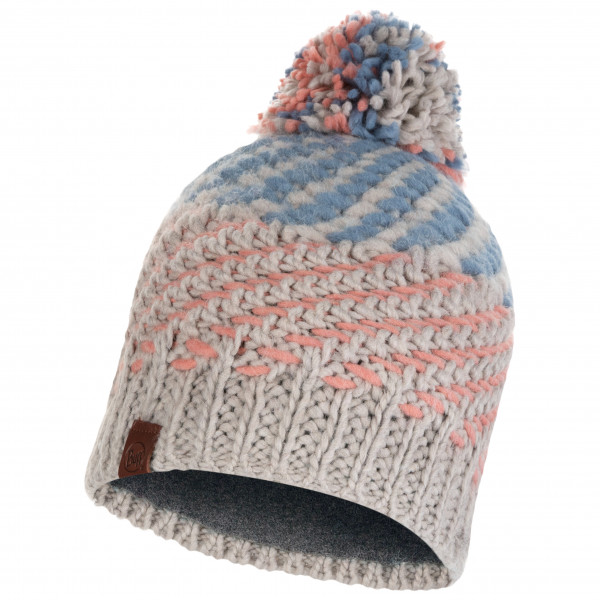 Buff - Nella Knitted & Polar Hat - Muts