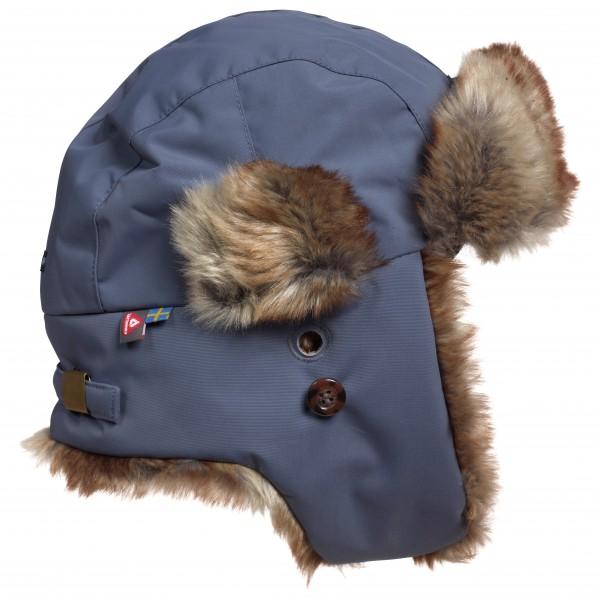 Isbjörn - Kid's Squirrel Winter Cap - Hue
