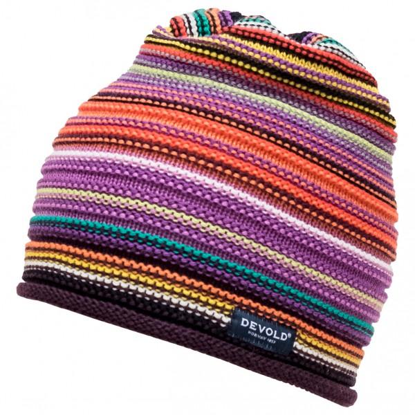 Devold - Multi Colored Beanie - Gorro