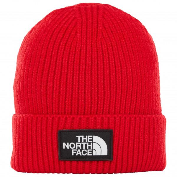 The North Face - TNF Logo Box Cuffed Beanie - Hue