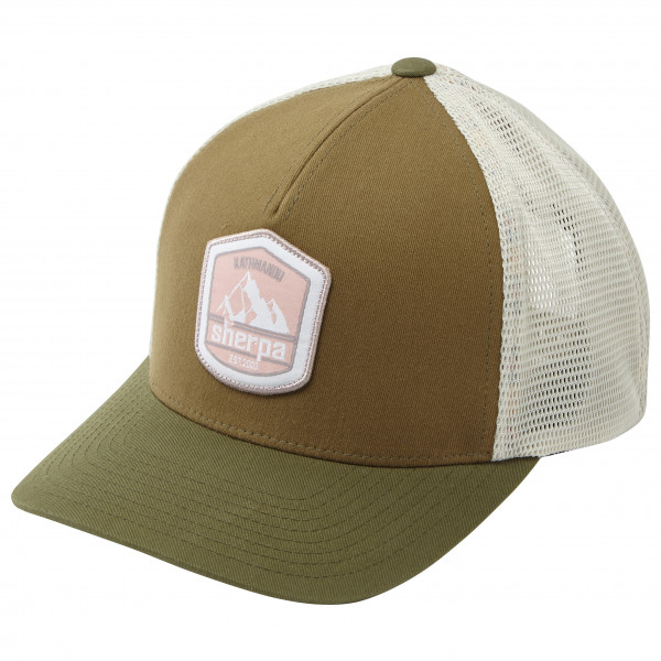 Sherpa - Patch Trucker Hat - Lippalakki
