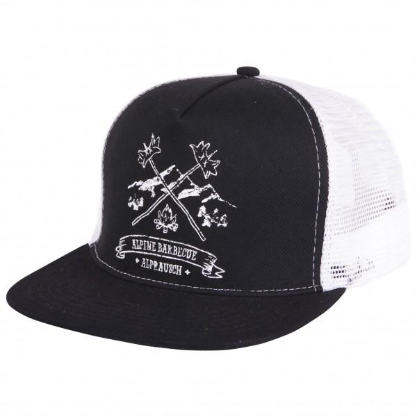 Alprausch - Berg-Wurscht-Mütze Trucker Cap - Cap