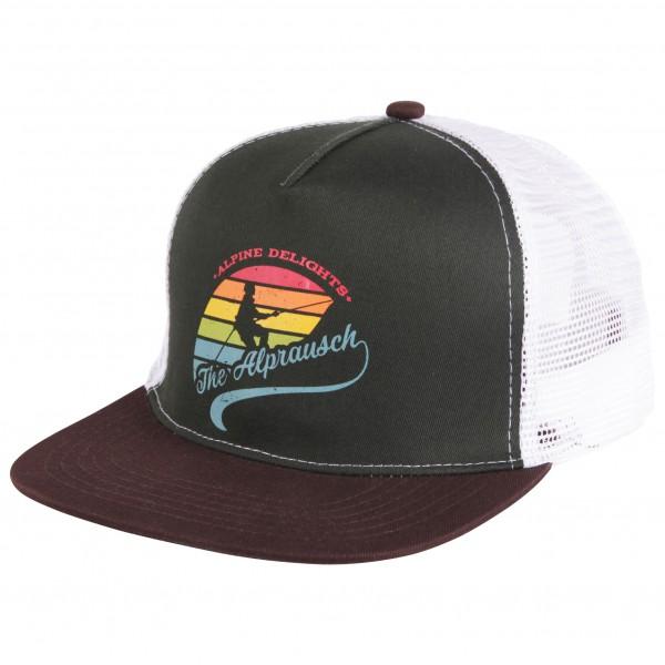 Alprausch - Chlätter-Aff-Mütze Trucker Cap - Caps