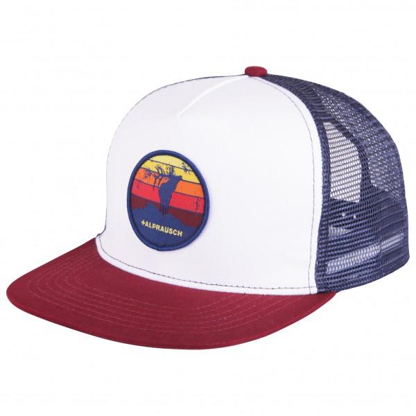 Alprausch - Sunnehirsch-Mütze Trucker Cap - Caps