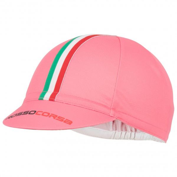 Castelli - Rosso Corsa Cycling Cap - Cykelmössa