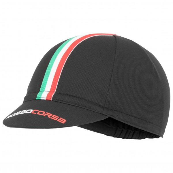Castelli - Rosso Corsa Cycling Cap - Cycling cap