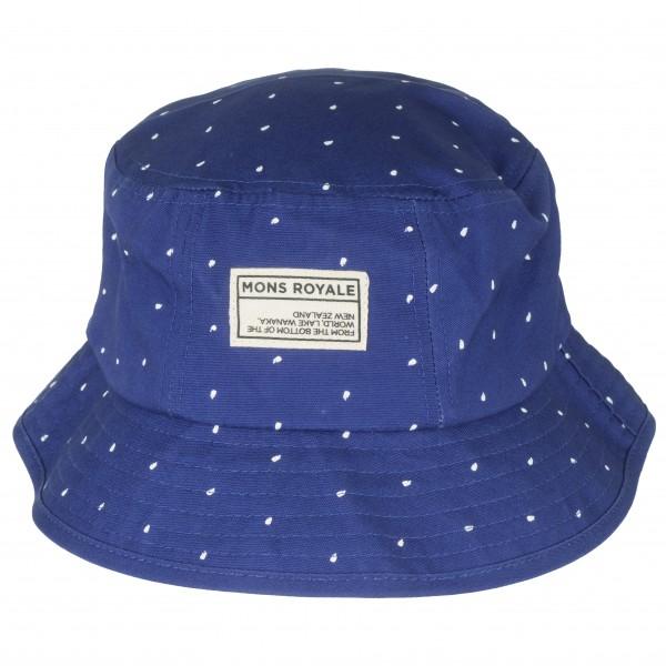 Mons Royale - Beattie Bucket Hat - Keps