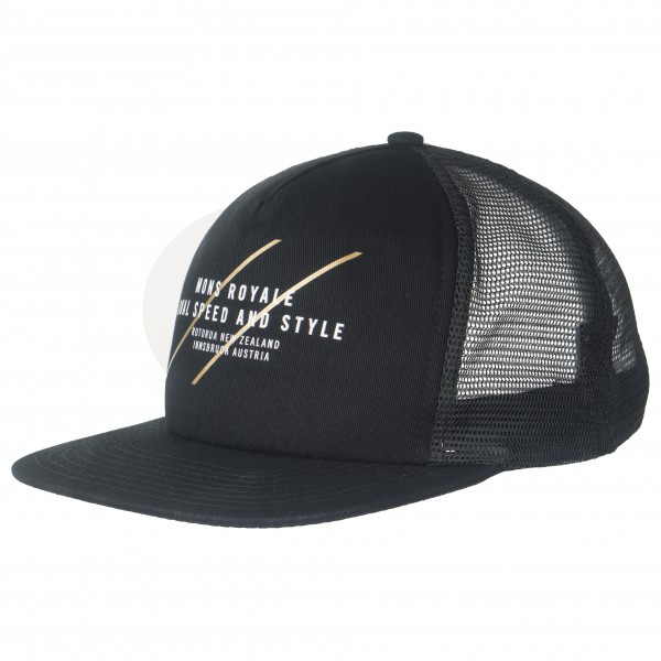 Mons Royale - The ACL Trucker Cap Crank - Cap