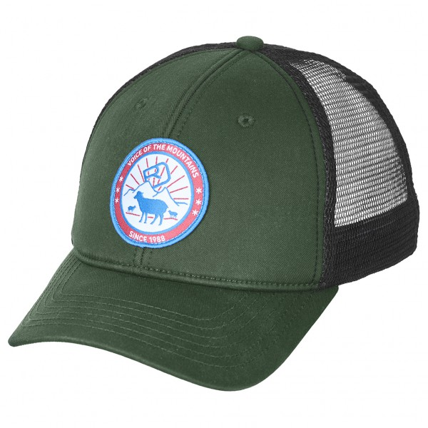 Ortovox - Stay In Sheep Trucker Cap - Cap