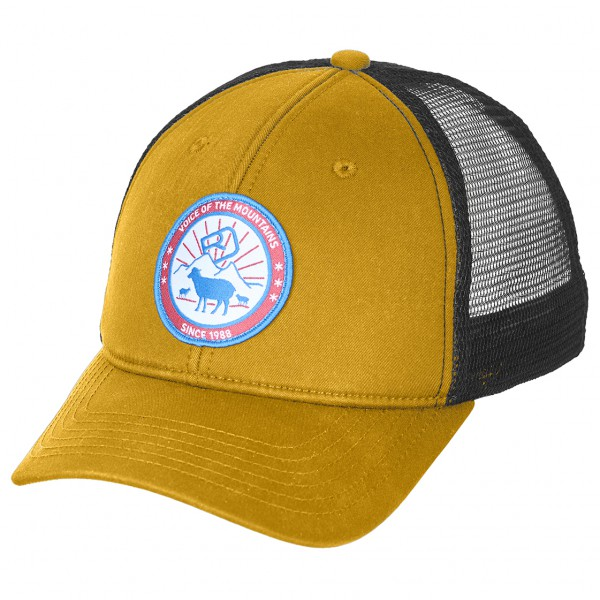 Ortovox - Stay In Sheep Trucker Cap - Pet