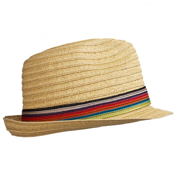Stöhr - Strawhat Stripes - Hatt